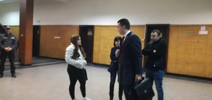 Защитата на Мария Гиздева настоява делото да се върне в прокуратурата