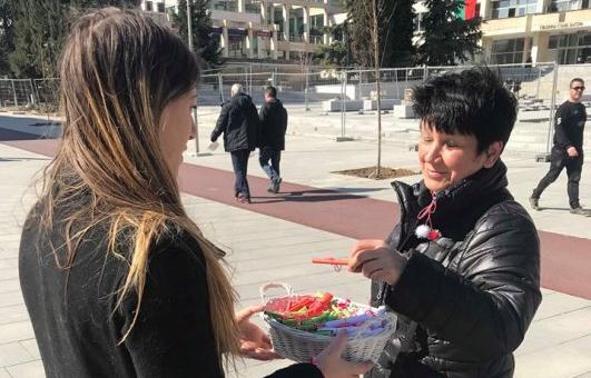 С родолюбива инициатива зарадваха съгражданите си членовете на МГЕРБ – Стара Загора