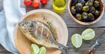 Яжте риба 2 пъти в седмицата и ще имате здраво сърце поне до 90!
