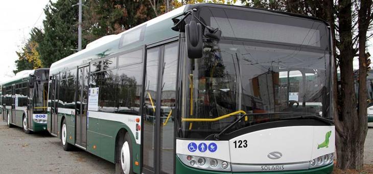 Възстановява се движението на градския транспорт в Стара Загора
