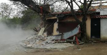 Събарят незаконни постройки в кв. Лозенец | ВИДЕО