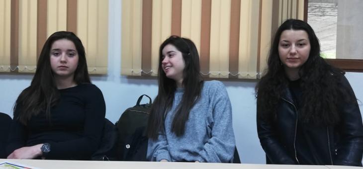 Старозагорски ученици участваха в ученически форум в Русия
