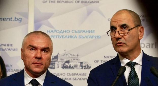 ГЕРБ и ВОЛЯ се разбраха, партията на Марешки остава в парламента