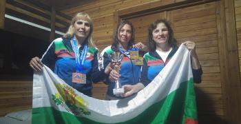 Европейска титла и медали за старозагорските състезатели от първенство по канадска борба за хора с увреждания