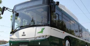Промяна в движението на обществения транспорт за  Старозагорските бани в събота