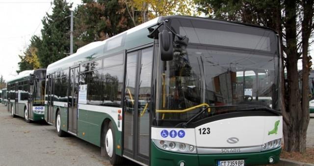 Допълнителен транспорт за Задушница