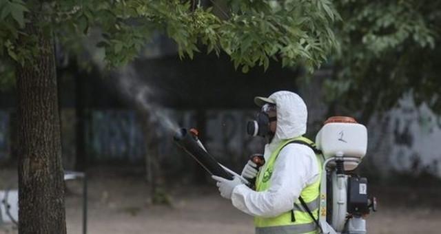 Отново пръскат срещу комари в Стара Загора