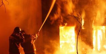 Възрастен мъж загина при пожар