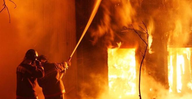 Мъж от Раднево загина при пожар.