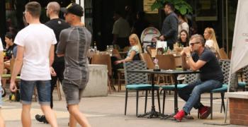 БАЗ и СЗБ: работещите на открито трябва да са без маски