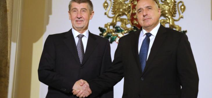"""Чешкият """"Блеск"""": Бойко Борисов се страхува, а Бабиш е в шок"""