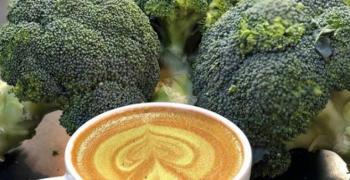 Кафе от...броколи