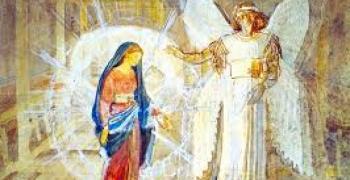 Благовещение е - християнският празник на майката