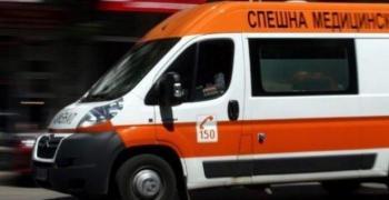 Несъобразена скорост е причина за тежката катастрофа до Николаево