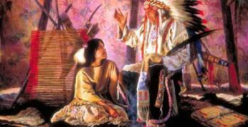 """Предсказанията на индианското племе Хопи и китайската космическа станция """"Tiangong-1"""""""