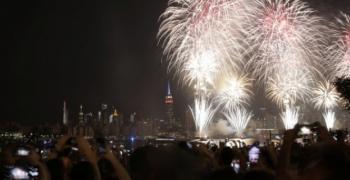 Американците отпразнуваха Деня на независимостта
