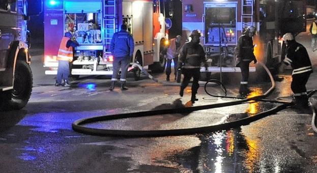 Три трупа след пожар в пловдивския Център за психично здраве