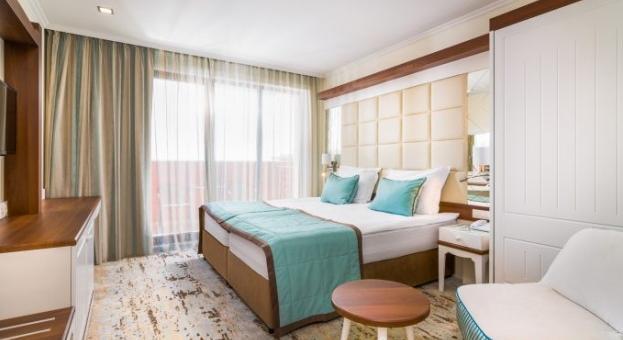 На хотел след COVID-19, ще настаняват не повече от двама души