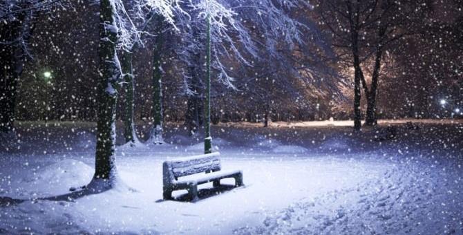 Другата седмица - истинска зима