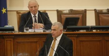 Георги Гьоков: Бюджетът е представен като най-силния за годините на Прехода, това предизвиква само смях