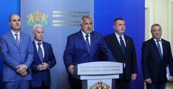 НФСБ няма да напусне управляващата коалиция