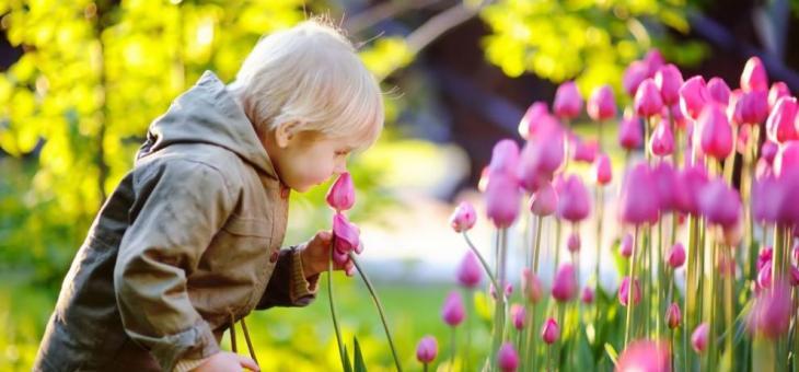 Радваме се на пролетно време
