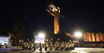 Стара Загора почете паметта на бранителите си