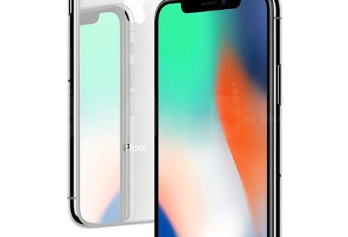 iPhone X иновация сред смартфоните