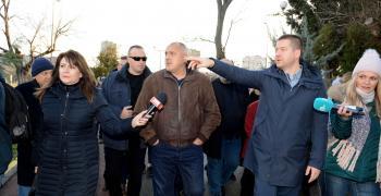 Борисов в Стара Загора за бъдещето на източно-маришкия басейн и въгледобива