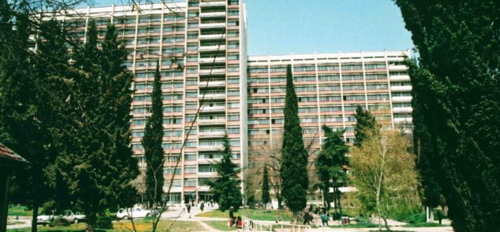 Местят АГ-комплекса в сградата на болницата