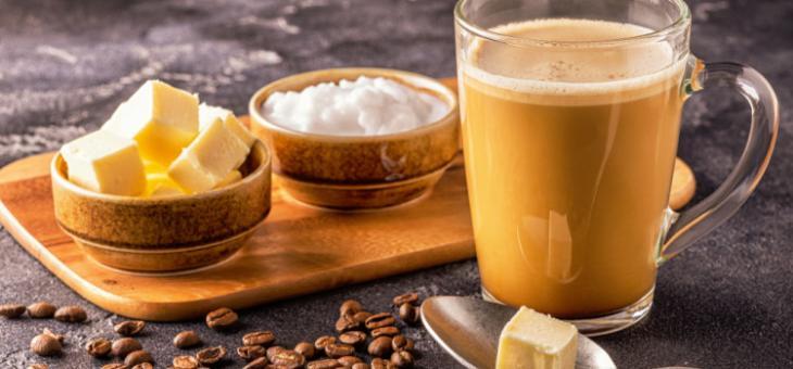 Защо да пием кафето си с масло?