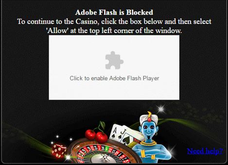 Какво следва за казино игрите с Flash Player?
