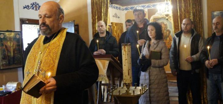 Панихида по повод 146 години от обесването на Васил Левски