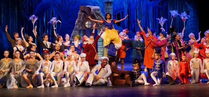 Коледа в старозагорската опера