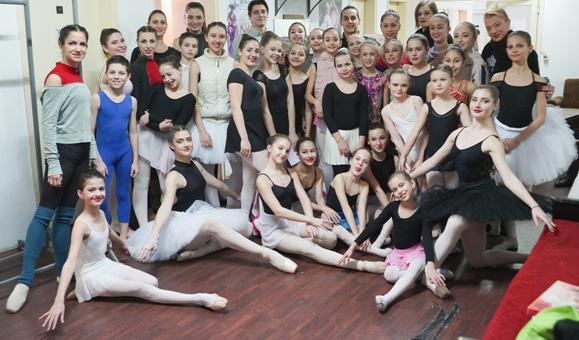 За втори път Зимна танцова академия в Стара Загора