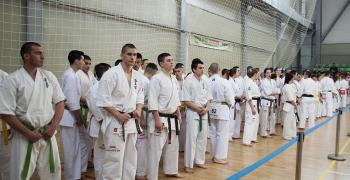 В Стара Загора се провежда най-старият турнир по карате