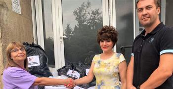 """Таня Радевска, УМБАЛ """"Проф. д-р Ст. Киркович"""" : нямам думи да ви благодаря!"""