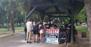 Старозагорските майки на деца с увреждания поискаха оставката на Симеонов