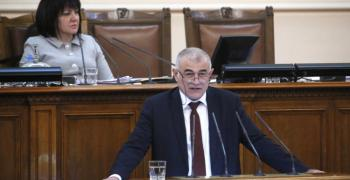 Георги Гьоков : БСП е за преизчисляване на пенсиите и увеличение на заплатите, но  ГЕРБ не искат това