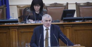 Старозагорският депутат Георги Гьоков - най-активен в парламента
