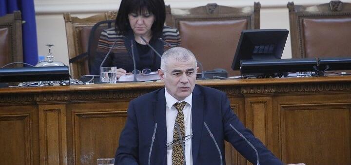 Депутатът Георги Гьоков: Има предпоставки за успешен вот на недоверие