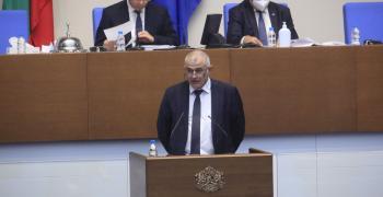 Георги Гьоков, БСП: Бюджет 2021 не може да се нарече социален