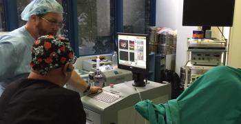 Уникално: Роботизиран апарат лекува успешно рака на простатата