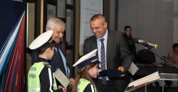 Отличиха кмета на Стара Загора за принос към пътната безопасност