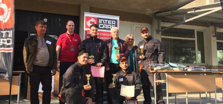 Старозагорски ученици победиха в състезание за млад монтьор и водач