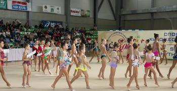Стара Загора е домакин на Държавно първенство по художествена гимнастика