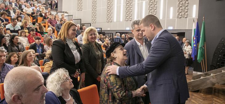 Живко Тодоров: Работил съм винаги в името на Стара Загора и нейните жители