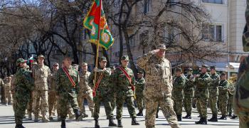 Изпращаме военен контингент в Афганистан