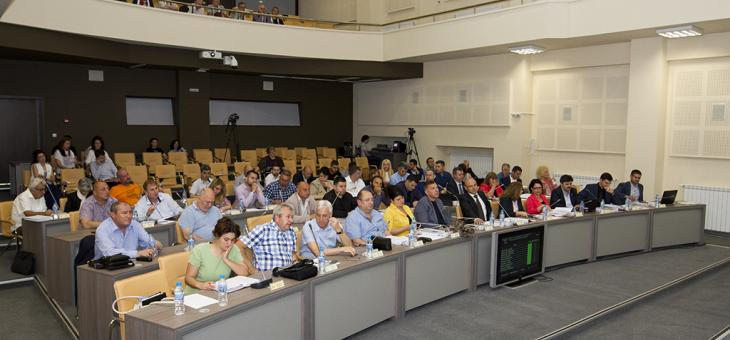 Близо 70 решения взе Общинският съвет
