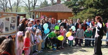 Ден на мартеницата в зоопарка в Стара Загора